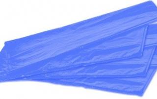 Dökme Çöp Torbası Mavi